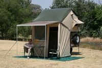 Eezi Awn - Roof Top Tent