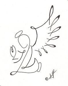 Risultati immagini per angel praying vector