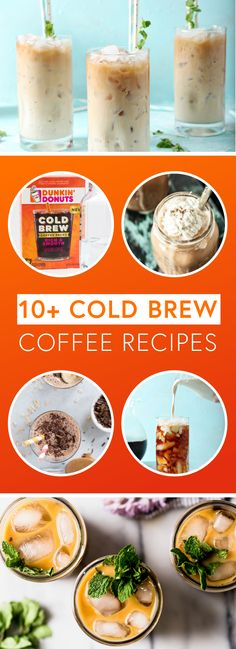 From Cold Brew Caramel Macchiato Pops to Cold Brew with Homemade Vanilla Mint Creamer, there are so many ways to try the cold brew trend right at home for yourself using Dunkin' Donuts® Cold Brew Coffee Packs! If you're looking to make your daily coffee moment even more flavorful, make sure to check out this collection of 10+ Cold Brew Coffee Recipes. Plus, you can find everything you'll need to try these treats for yourself at Target.