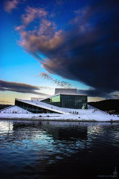 Oslo Opera by y b on 500px ….Stay cheap and comfortable in Oslo: www.airbnb.com/rooms/1036219?guests=2&s=ja99 and https://www.airbnb.no/rooms/10188728