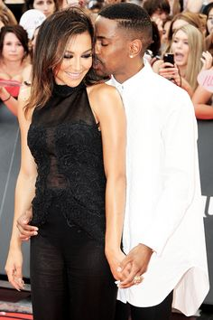 Naya & Big Sean MMVA 2013