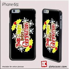 Was The Night Before Christmas Title For Iphone 6/6S Case