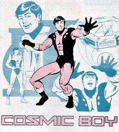 Cosmic Boy
