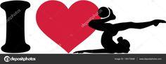 Картинки по запросу i love gimnasia ritmica
