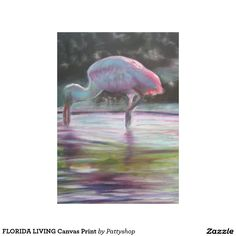 FLORIDA LIVING Canvas Print