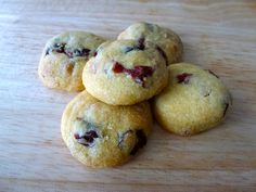 Cranberry & White Chocolate Cookies | Zesty Baking