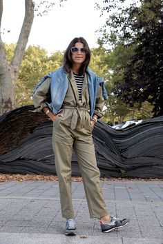 How to Style a Boiler Suit - Man Repeller