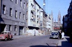 Vintage Vienna Vienna, Street View, Photography, 1960s, Vintage, Old General Stores, Photograph, Fotografie, Photoshoot