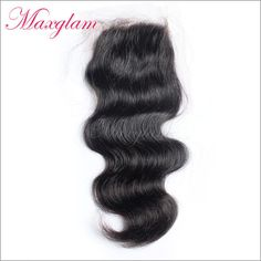 Brazilian Virgin Hair Body Wave lace closure 4x4 swiss lace size unprocessed human hair no tangle no shedding Maxglam Hair - http://www.aliexpress.com/item/Brazilian-Virgin-Hair-Body-Wave-lace-closure-4x4-swiss-lace-size-unprocessed-human-hair-no-tangle-no-shedding-Maxglam-Hair/32268048445.html