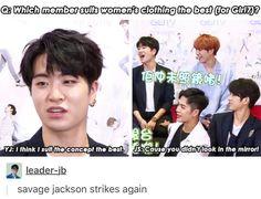 Savage Jackson | Got7