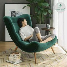 Mira lo que he encontrado en AliExpress Living Room Chairs, Living Room Furniture, Living Room Decor, Bedroom Decor, Home Decor Furniture, Furniture Decor, Furniture Design, Poltrona Design, Single Sofa Chair