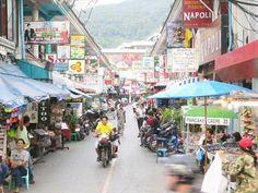 Phuket, Thailand (my fav)