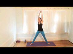 Vinyasa Flow Yoga - Mobilize & Stabilize Shoulders & Low Back (60-minutes) - YouTube