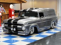 1957 Ford Panel Truck