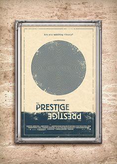 The Prestige 24x36 Movie Poster by adamrabalais on Etsy, $45.00