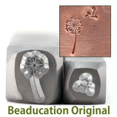 Dandelion & Fluff Design Stamps-Beaducation Original  $22.00 (currently out of stock, sign up to be notified when back in stock)