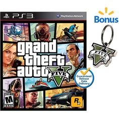 Exclusive Walmart GTA V keychain offer - GTA 5 Cheats