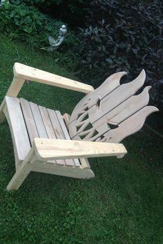 Spitfire Adirondack muskoka chairs