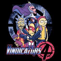 Rick and Morty • Vindicators 4
