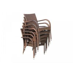 Enjoy al fresco dining in style with out beautiful range of garden dining sets in rattan. Rattan Garden Chairs, Backyard Chairs, Rattan Outdoor Furniture, Rattan Dining Chairs, Garden Table And Chairs, Dining Furniture, Cool Furniture, Outdoor Chairs, Outdoor Decor