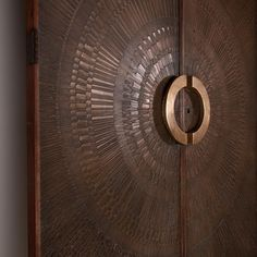 McCarroll and Gillespie designed Doors