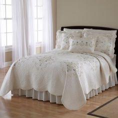 Nostalgia Home™ Violet Quilt - BedBathandBeyond.com
