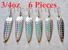 Fishing Lures Spoons