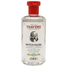 Buy Thayers Alcohol-Free Toner, Cucumber Witch Hazel with Aloe Vera Formula with free shipping on orders over $35, low prices & product reviews | drugstore.com