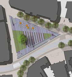 22_sant_en_co_landscape_architecture_De_Heuvel_Tilburg_square « Landscape Architecture Works | Landezine
