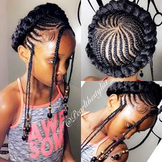 Hairstyles boys Best Children's Hairstyles With Afroskosichek. New Style of Weaving 2018 Best Children's Hairstyles With Afroskosichek. New Style of Weaving 2018 - # Childrens Hairstyles, Kids Curly Hairstyles, Natural Hairstyles For Kids, Kids Braided Hairstyles, Protective Hairstyles, African Hairstyles, Natural Hair Styles, Black Children Hairstyles, Woman Hairstyles
