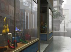 Window Shopping by Cynthia Decker