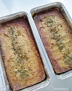 Przepis na pasztet drobiowy | AniaGotuje.pl Kielbasa, Polish Recipes, Coleslaw, Meatloaf, Banana Bread, Lunch Box, Pork, Food And Drink, Cooking Recipes