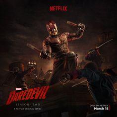 Daredevil Season Two Poster