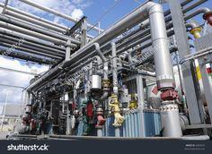oil and gas refinery interior - Google Search