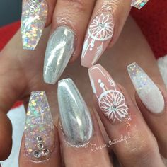 These tough im in love❤️ done using #cjpproducts  #acrylicnailpolish #acrylics #acrylicsfullset #bossnails #ombre #salonnails #pinkandwhited #sculptednails #salonssculptednails  #customnails #fade #gelnails #nails2inspire #nailsoftheday #naildesigns #newnailideas #ombrepolish #ombre #ombrepolish #thatnailgirl #cheenie_thatnailgirl #cheenie_meenie #grey #purple #green #3drose #glitterfade #envoguegel #bloodroses #chrome  For appointments call: 01274 398517 or Dm
