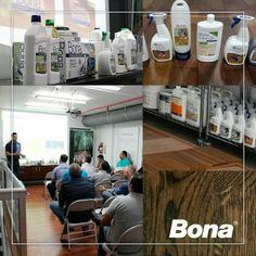 Esto fue el seminario tècnico en #panamá por nuestros amigos de Bona Training Center Panamá Gracias a todos los asistentes