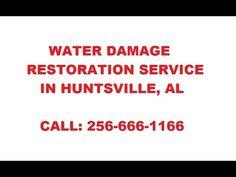 Water Damage Restoration Huntsville AL | Call 256-666-1166