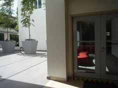 International School Desa Park City, Kuala Lumpur | entrance courtyard