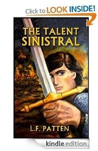 hearth/myth - Rursday Reads: The Talent Sinistral -- L.F. Patten
