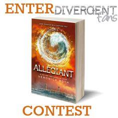 Contests - DIVERGENT Fansite