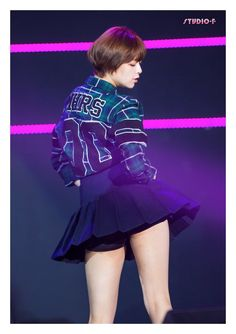 Twice Jungyeon, Twice Kpop, Kpop Girl Groups, Kpop Girls, Camera Shy, Asia Girl, Sexy Women, Ballet Skirt, Babies