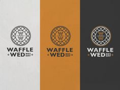 Waffle Wednesday (WIP) designed by Blake Ink. Connect with them on Dribbble; Snowboard Design, Wednesday, Waffles, Waffle