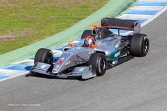 Jazeman Jaafar, Formula Renault 3.5, Fortec, Jerez, 2015