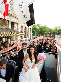 since there is a steep hill to get to the reception it would be nice to find a fun way to ride up the hill