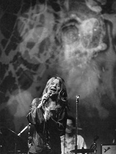 "Janis Joplin -  ""Freedom's just another word for nothing left to lose, Nothing don't mean nothing honey if it ain't free, now now. And feeling good was easy, Lord, when he sang the blues, You know feeling good was good enough for me, Good enough for me and my Bobby McGee."""