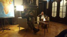 Mein Kollege Charles Huber informierte über Afrika und diskutiere über den Einfluss von Europa auf die Fluchtursachen. Interessante Runde im aufgeschlossener Atmosphäre mit einem tollen Publikum in Nordhausen.
