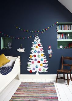 Top 40 Christmas Decorating Ideas For Kids Room Christmas Celebrations