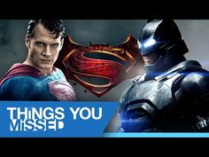 Batman v Superman: Dawn of Justice - Official Final Trailer - Things You Missed Dawn Of Justice, Batman Vs Superman, Finals, Dc Comics, Superhero, Movie Posters, Fictional Characters, Film Poster, Final Exams