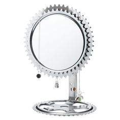 bike parts jewelry | ... Bike, Bicycle, Jewelry Stand, Unique Jewelry Holder, Gears, Bike Parts
