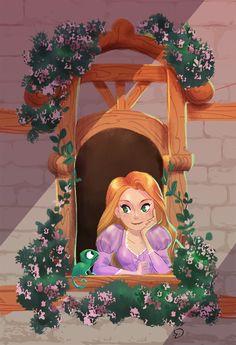 Lorelay+Bové+Talks+Lovely:+Ladies+of+Animation+Artist+Showcase+at+Downtown+Disney